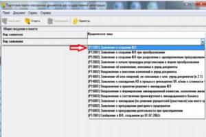 Как работать с программой подготовки документов для государственной регистрации