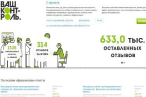 Как пользоваться сайтом «Ваш контроль» для оценки качества обслуживания на портале Госуслуг