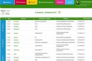 «Веб-образование» Тюменской области – электронный журнал для учеников и их родителей