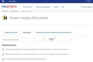 Портал Госуслуг в Ярославле – доступ круглосуточно!